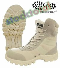 BOTAS Checkpoint Outdoor Boots Coyote TALLA 43 4662 BCH