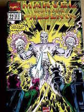 Marvel Comics presenta WARLOCK n°22 1995 ed. Marvel Italia  [G.200]