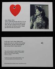 Annie Oakley Commemorative Card