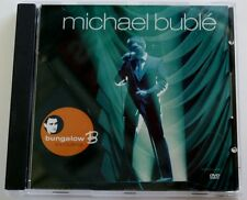 MICHAEL BUBLE Bungalow-B 2006 US Reprise RARE PROMO DVD