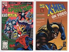 AMAZING SPIDER-MAN #376 CARDIAC STYX & STONE APPEARANCE MARY JANE WATSON MARVEL