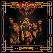 "Enforcer ""Diamonds"" Jewelcase CD - NEW"