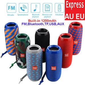 Bluetooth Speaker Portable Wireless Waterproof Outdoor Ultra Bass Subwoofer New