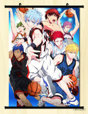 "8""*12"" Home Decor Japan Anime Kuroko no Basket Cosplay Wall Poster Scroll 153"
