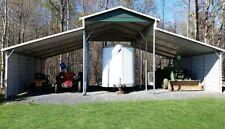 36×20 Equipment Storage Building - (Free Delivery & Installation)