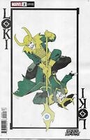 Loki Comic Issue 2 Limited Variant Modern Age First Print 2019 Kibblesmith