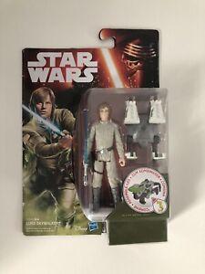 Star Wars The Force Awakens Luke Skywalker Figure
