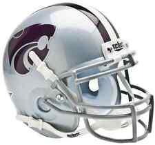 KANSAS STATE WILDCATS KSU NCAA Schutt Authentic MINI Football Helmet