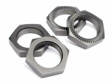 1/5 RC Baja Genuine HPI Wheel Nuts Gunmetal 102216