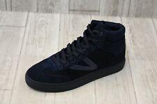 Tretorn Jack Corduroy Hi-Top Sneaker - Men's Size 8 - Navy