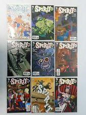 Spirit Set:#7-15 6 Different pieces 8.0 VF (2007+08)