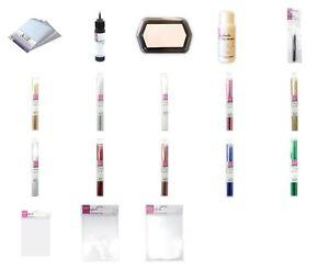CRAFTS TOO Kaleido - Dry Ink Pad, Magic Medium, Foiling Pen, Liquid ink, Foils