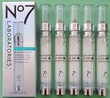 Boots No7 Laboratories Line Correcting Booster Serum 5 x 15ml
