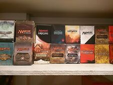 1 Empty Fat Pack Box - DRAGONS OF TARKIR - PLAYED - Magic the Gathering MTG FTG