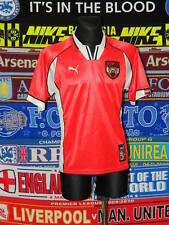4/5 Austria adults S 1998 retro rare football shirt jersey trikot soccer