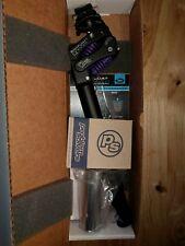 Cirrus BodyFloat 2.0 Suspension Seat Post purpl spring 27.2mmx350mm w/30.9 shim