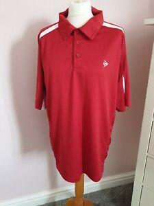 """Dunlop Polo Shirt 48"""" chest"""