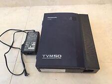 Panasonic KX-TVM50 Voice Processing System With AC Adaptor
