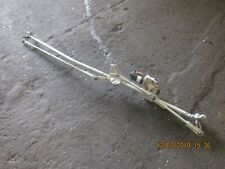 CITROEN DS4 - GENUINE COMPLETE FRONT WIPER ARM MECHANISM AND MOTOR - 9687382580