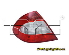 TYC NSF Left Side Tail Light Lamp Assembly for Mercedes Benz W211 E Class 07-09