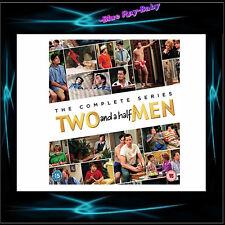 TWO AND A HALF MEN - SEASONS 1 2 3 4 5 6 7 8 9 10 12 ** BRAND NEW DVD BOXSET**