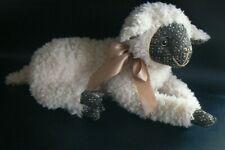 DORA Design Sheep Door Stop Liddy Lou Lambkin Length 16 inches