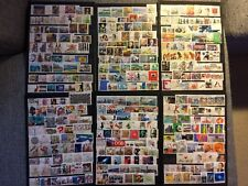Germany / Deutschland Used Stamp Collection - 600 Different Stamps per Lot