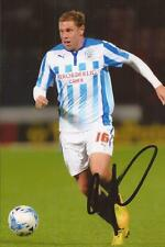 HUDDERSFIELD: GRANT HOLT SIGNED 6x4 ACTION PHOTO+COA