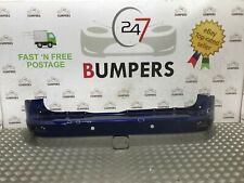 FORD TRANSIT CONNECT 2013 - 2016 GENUINE PAINTED REAR BUMPER P/N: FT11-17K823-E