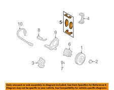GM OEM Brake-Front Pads 88967257