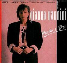 Gianna Nannini Maschi e altri (1987)  [LP]