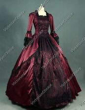 Renaissance Victorian Christmas Holiday Dress Masquerade Ball Gown 142 XL