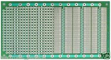Universal SMD PCB Board DIP and SO8 - SO32L 105x56 mm Electronic Components