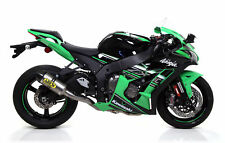 Terminale Race-Tech titanio con fondello carby Arrow Kawasaki ZX-10R 2016>2017