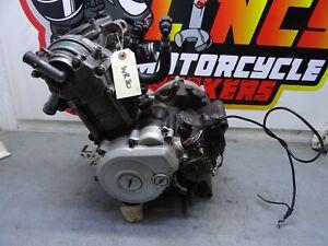Yamaha WR125 Engine WR80
