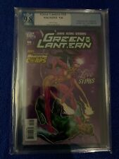 Green Lantern #18, NM/MINT 9.8 Grading