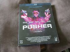 "BLU-RAY ""PUSHER"" Richard COYLE, Bronson WEBB, Agyness DEYN / Luis PRIETO"