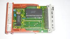 Siemens SIMATIC S5 Modulo di memoria Eeprom 6ES5 375-0LC11 E. STAND 2 + custodia