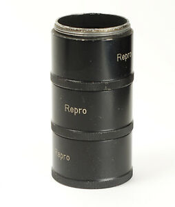 Extension Tube Set Leica M39 REPRO No.0050