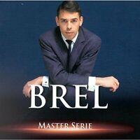 Jacques Brel Master serie 2 (compilation, 16 tracks, 1962-77)  [CD]