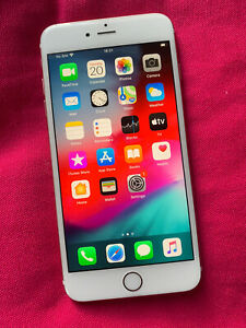 Apple iPhone 6s Plus - 128GB - Rose Gold (AT&T) A1634