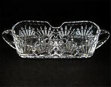 Shannon 24% Lead Crystal Small Cutlery Flatware Holder Caddy Designs of Ireland