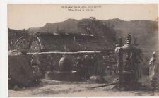 Souvenir du Maroc, Moulins a huile Postcard, B352