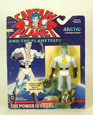 Captain Planet And The Planeteers  Arctic Captain Planet  MOC 1991 Tiger Toys