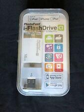 Photofast i-FlashDrive 16gb for iOS iPhone Android Mac & PC
