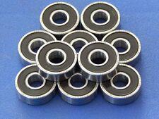 10 Stück SKF 608 2RSH ( 8x22x7 mm) Kugellager Miniaturkugellager
