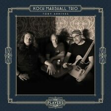 KOCH MARSHALL TRIO - TOBY ARRIVES   CD NEU