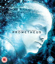 Prometheus Blu-Ray (2012)