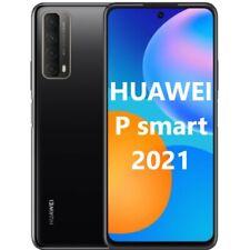 "Huawei P SMART 2021 4GB+128GB 6,67"" Dual Sim BLACK Smartphone NUOVO Italia"