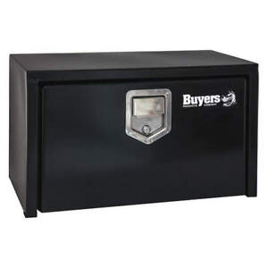 """BUYERS PRODUCTS 1702103 Underbody Truck Box,30"""" W,18"""" D,18"""" H."""